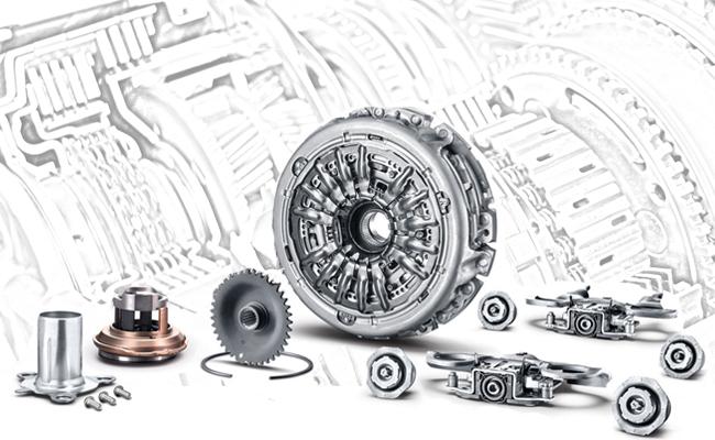 Замена сцепления Powershift Ford Ecosport
