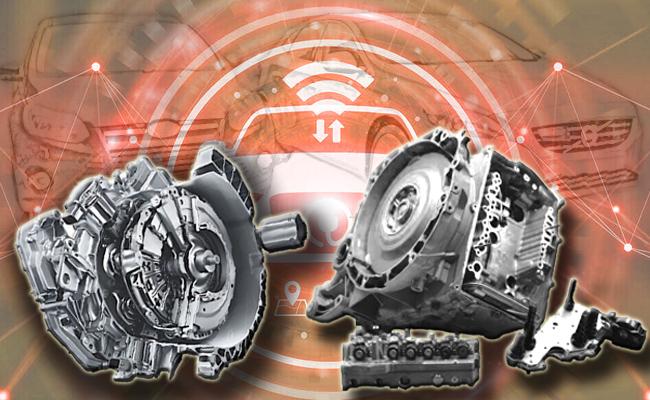 Ремонт Powershift DCT250 DCT450