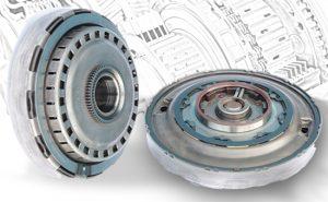 Замена сцепления Ford Kuga Powershift